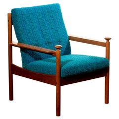 1950s Chair by Torbjørn Afdal for Sandvik & Co. Mobler