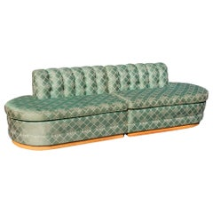 1950s Sectional Oasis Sofa by Modernize