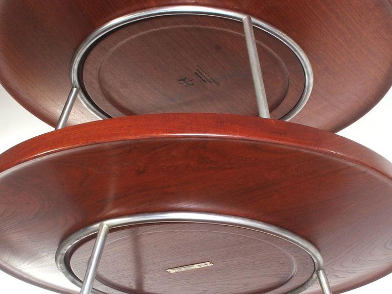 1950s Danish JH-586 The Fruit Bowl by Hans J. Wegner for Johannes Hansen For Sale 1