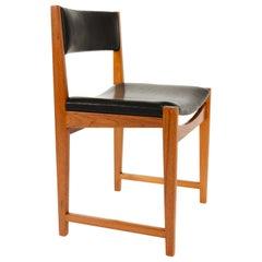 1950s Danish Set of Ten Dining Chairs by Peter Hvidt & Orla Mölgaard-Nielsen