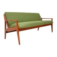1950s Danish Teak Sofa by Arne Vodder