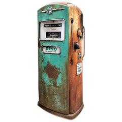 1950s Dino Gasoline Pump
