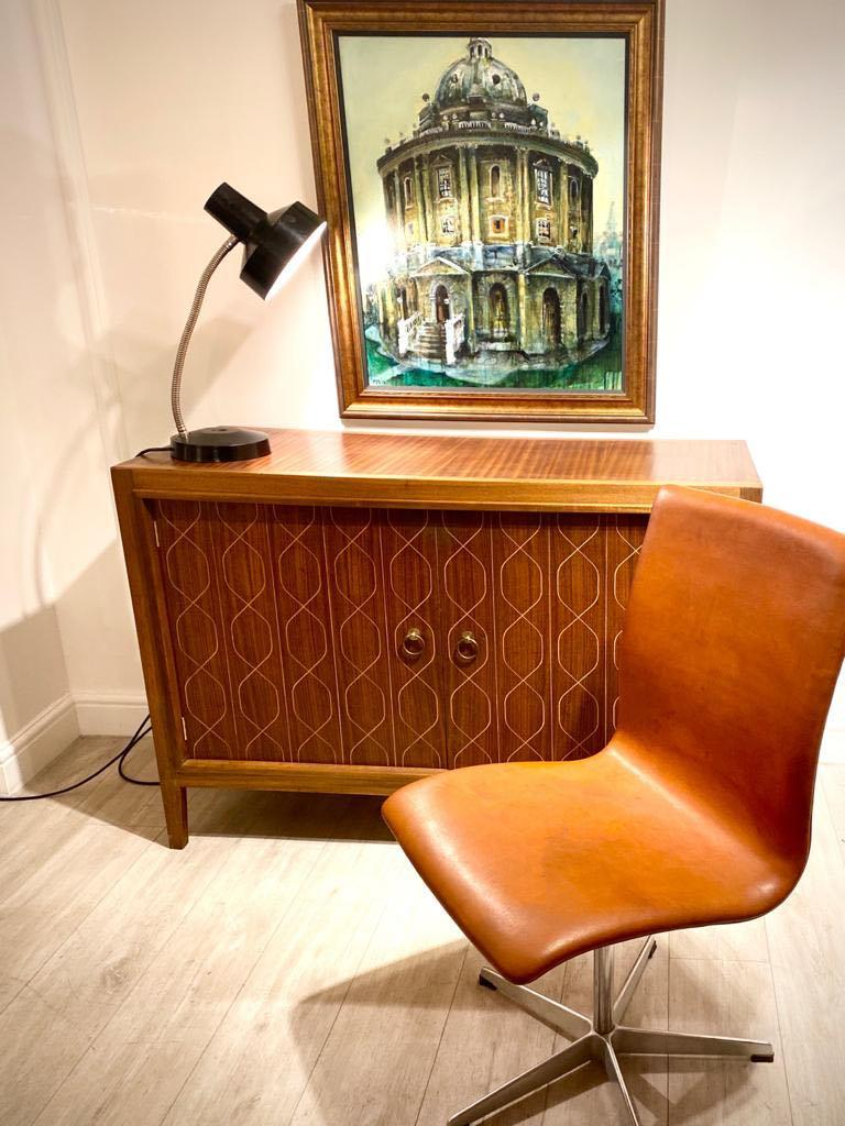 Mid-Century Modern 1950s Double Helix Sideboard by Gordon Russell