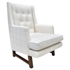 1950's Edward Wormley Dunbar Lounge Chair