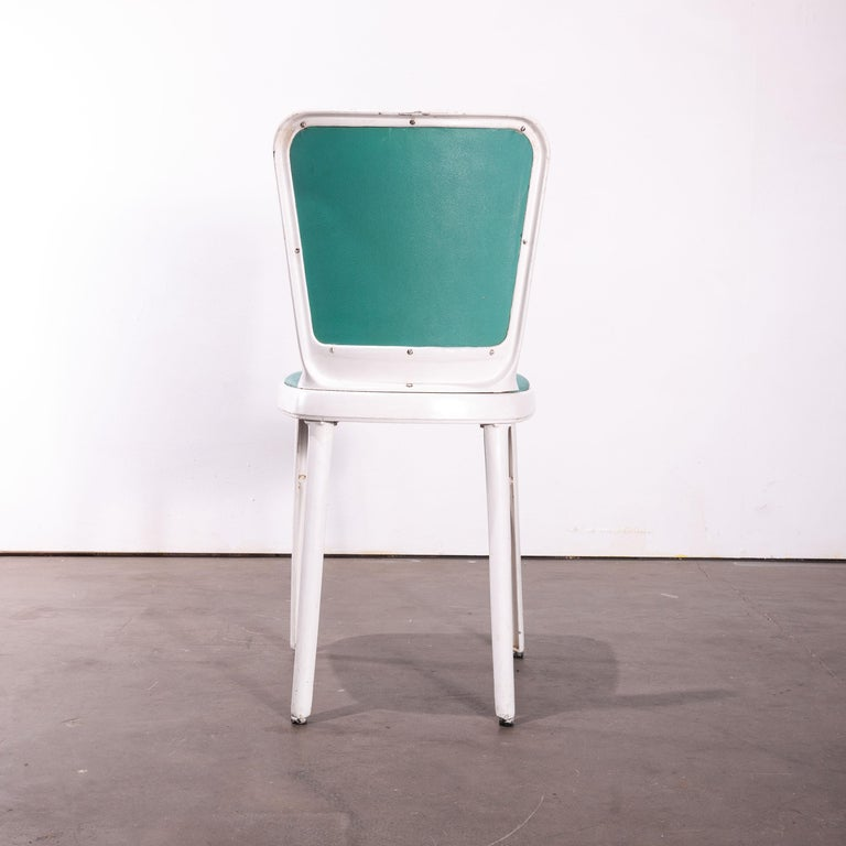 1950s Edwin Cinch Set of Four Dining Chairs For Sale 2