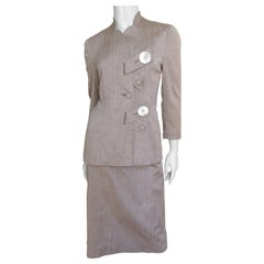 1950s Eisenberg Originals Skirt Suit