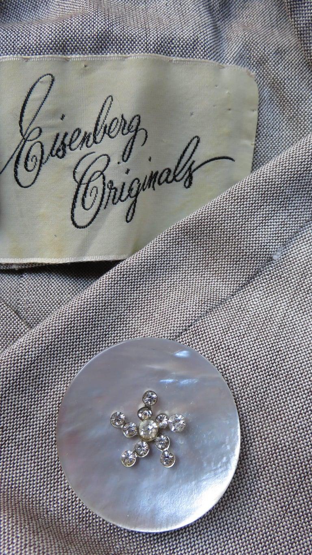 1950s Eisenberg Originals Suit For Sale 8