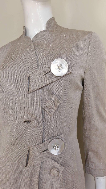 Women's 1950s Eisenberg Originals Suit For Sale