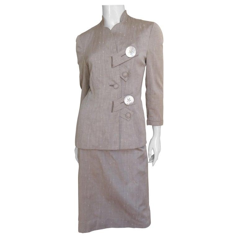 1950s Eisenberg Originals Suit For Sale