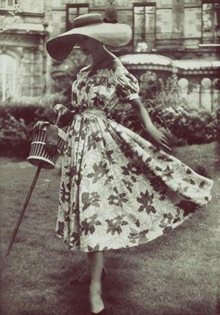1950's Elsa Schiaparelli Novelty Sequin Blowfish Bamboo Walking Stick Cane Purse For Sale 1