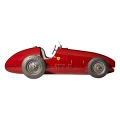 1950s F500 Ferrari Model Car