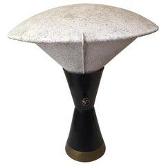 1950s Fiberglass Mood Lighting Table Lamp
