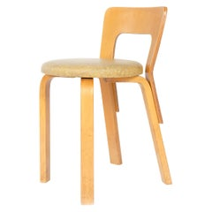 1950s Finnish Side Chair by Alvar Aalto for Artek