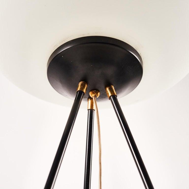 1950's Floor Lamp by Chiarini, Milan For Sale 1