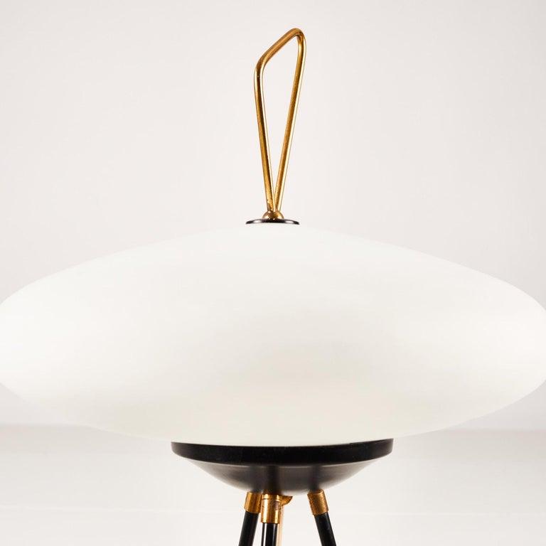 1950's Floor Lamp by Chiarini, Milan For Sale 4