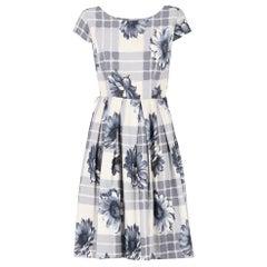 1950s Floral Dress