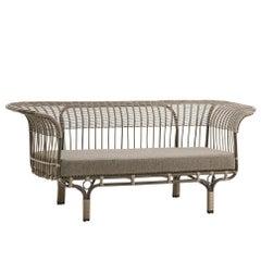 1950er Jahren Franco Albini Design Outdoor-Sofa