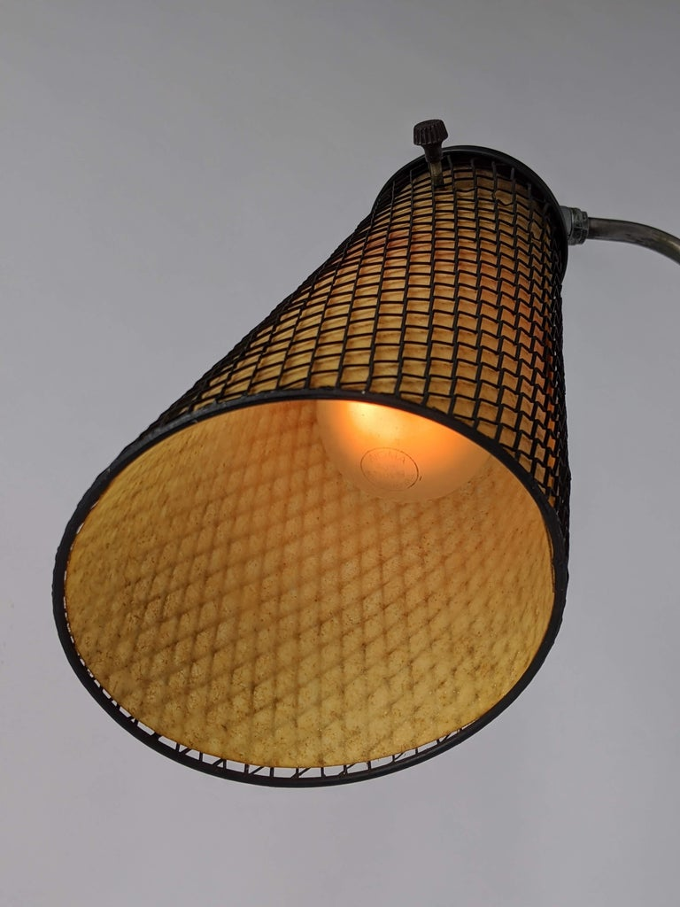 1950s Frederick Weinberg Table Lamp, USA For Sale 3