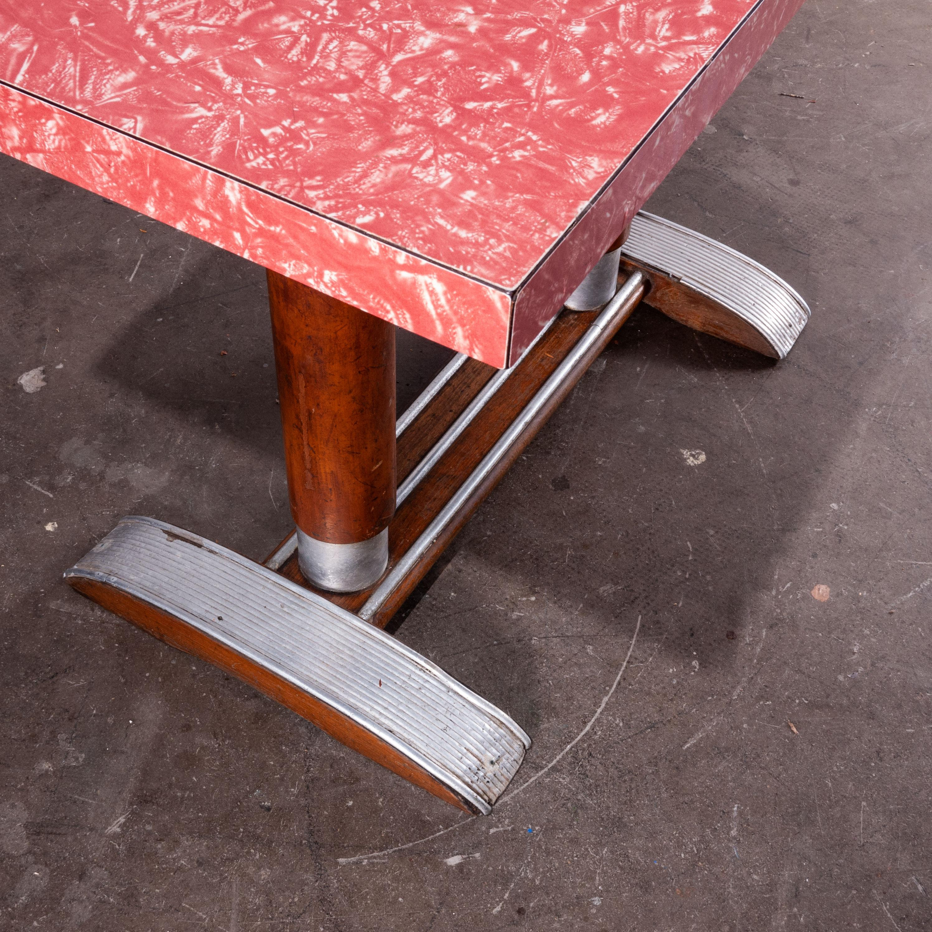 Bistro cafe dining kitchen table and