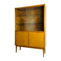 1950s French Display Cabinet