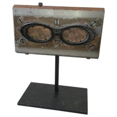 1950s French Eyeglass Mold