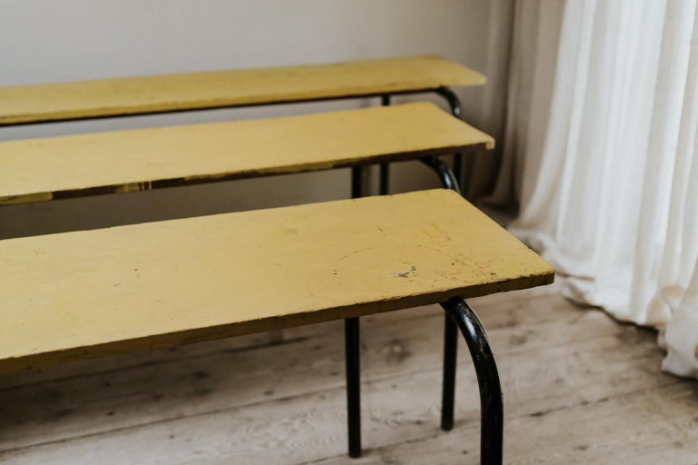 1950s French Stackable Stella Tables For Sale 6