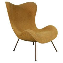 """1950s Fritz Neth """"Madame"""" Chair for Correcta, Germany"""