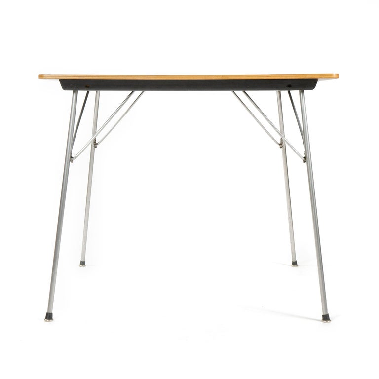 American 1950s Gaming Table by Charles Eames for Herman Miller For Sale
