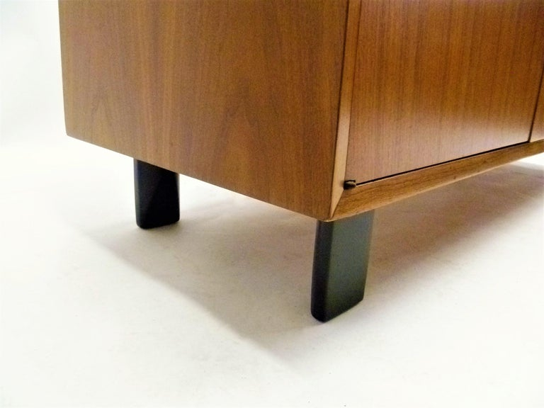 1950s George Nelson Credenza Buffet Sideboard for the Herman Miller Collection For Sale 4