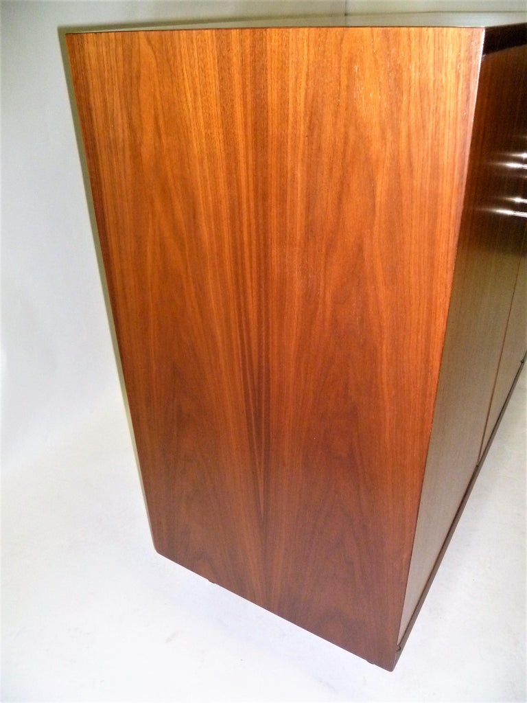 Mid-20th Century 1950s George Nelson Credenza Buffet Sideboard for the Herman Miller Collection For Sale