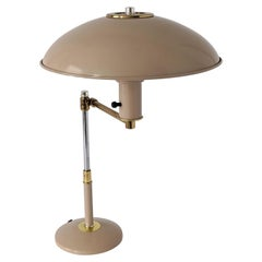 1950s Gerald Thurston Table Lamp for Lightolier, USA
