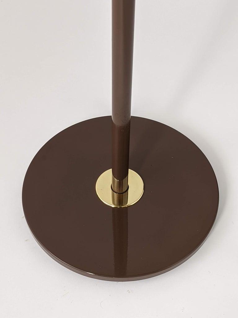 1950s Gerald Thurston Triennale Floor Lamp for Lightolier, USA For Sale 12