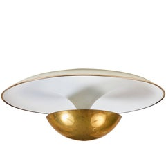 1950s Gino Sarfatti Ceiling Lamp Model #155 for Arteluce