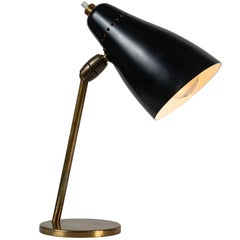 1950s Giuseppe Ostuni Table Lamp for O-Luce