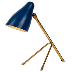 1950s Giuseppe Ostuni Wall or Table Lamp for O-Luce