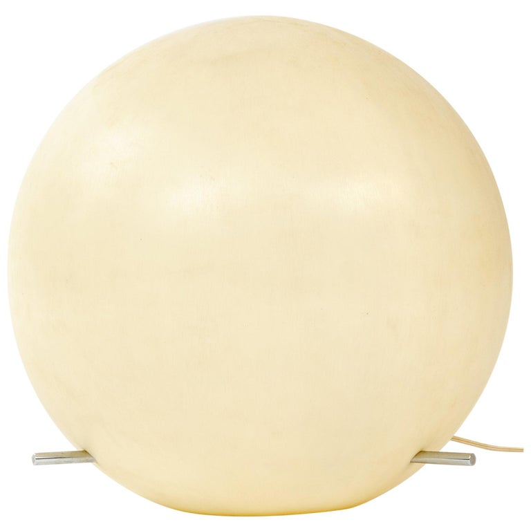 1950s Globe Lamp by Paul Mayen for Habitat International For Sale
