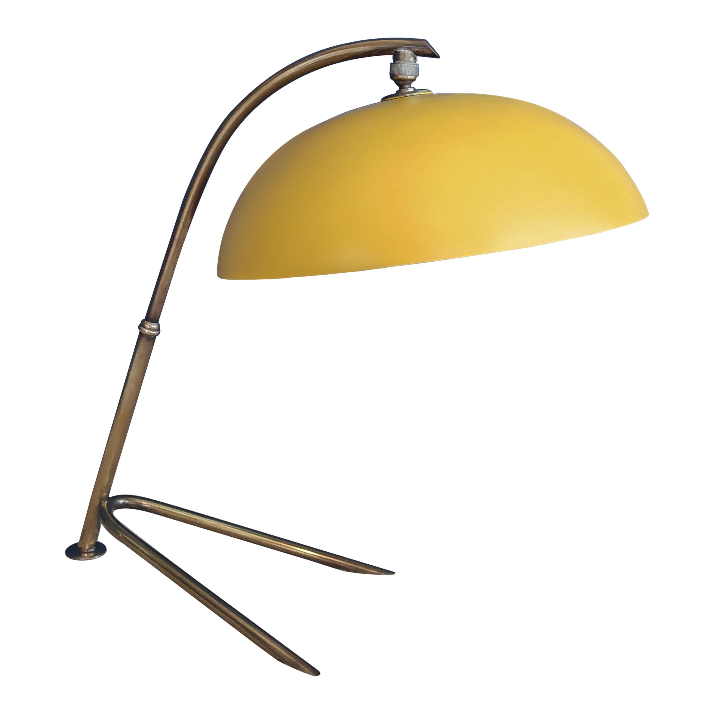 1950s Gorgeous Table Lamp by Stilnovo