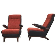1950s Greaves & Thomas Armchairs