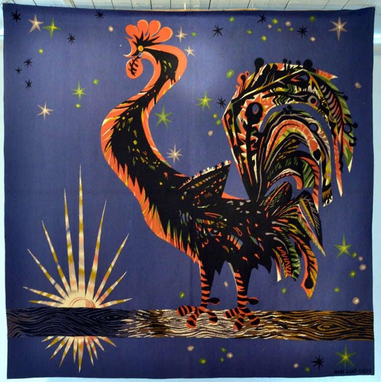Original handwoven tapestry