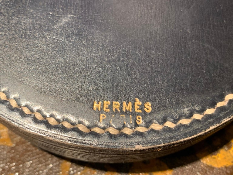 1950s Hermès Dupré-Lafon Ashtray Small Porthole For Sale 3