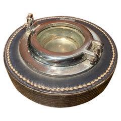 1950s Hermès Dupré-Lafon Ashtray Small Porthole