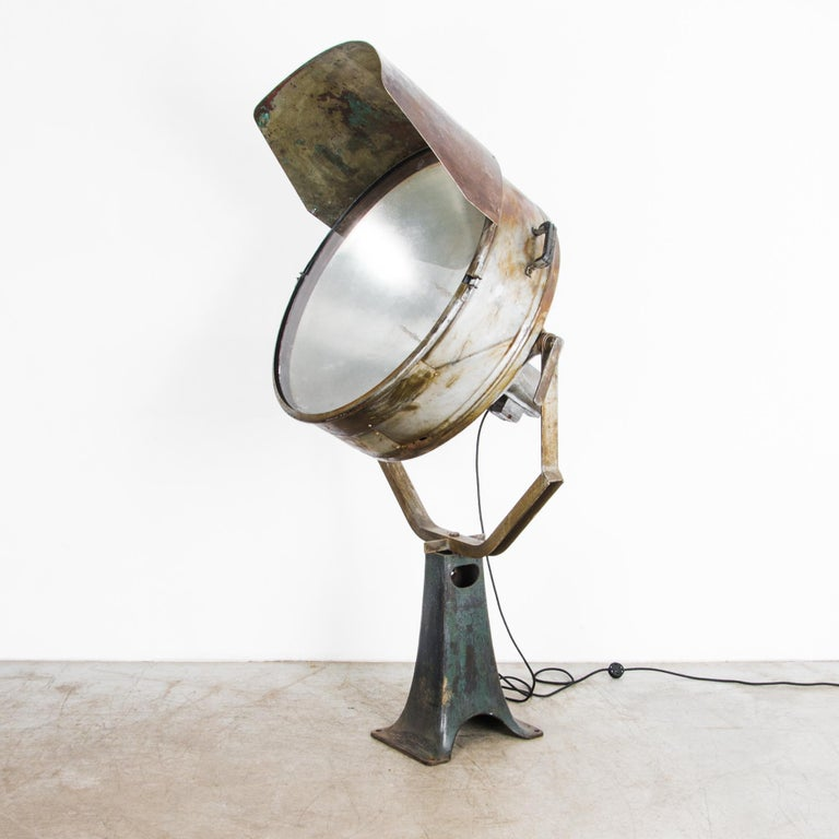 1950s Industrial Czech Spotlight 1