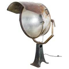 1950s Industrial Czech Spotlight
