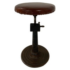 1950s Industrial Stool