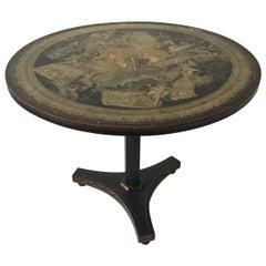 1950s Italian Classical Side Table
