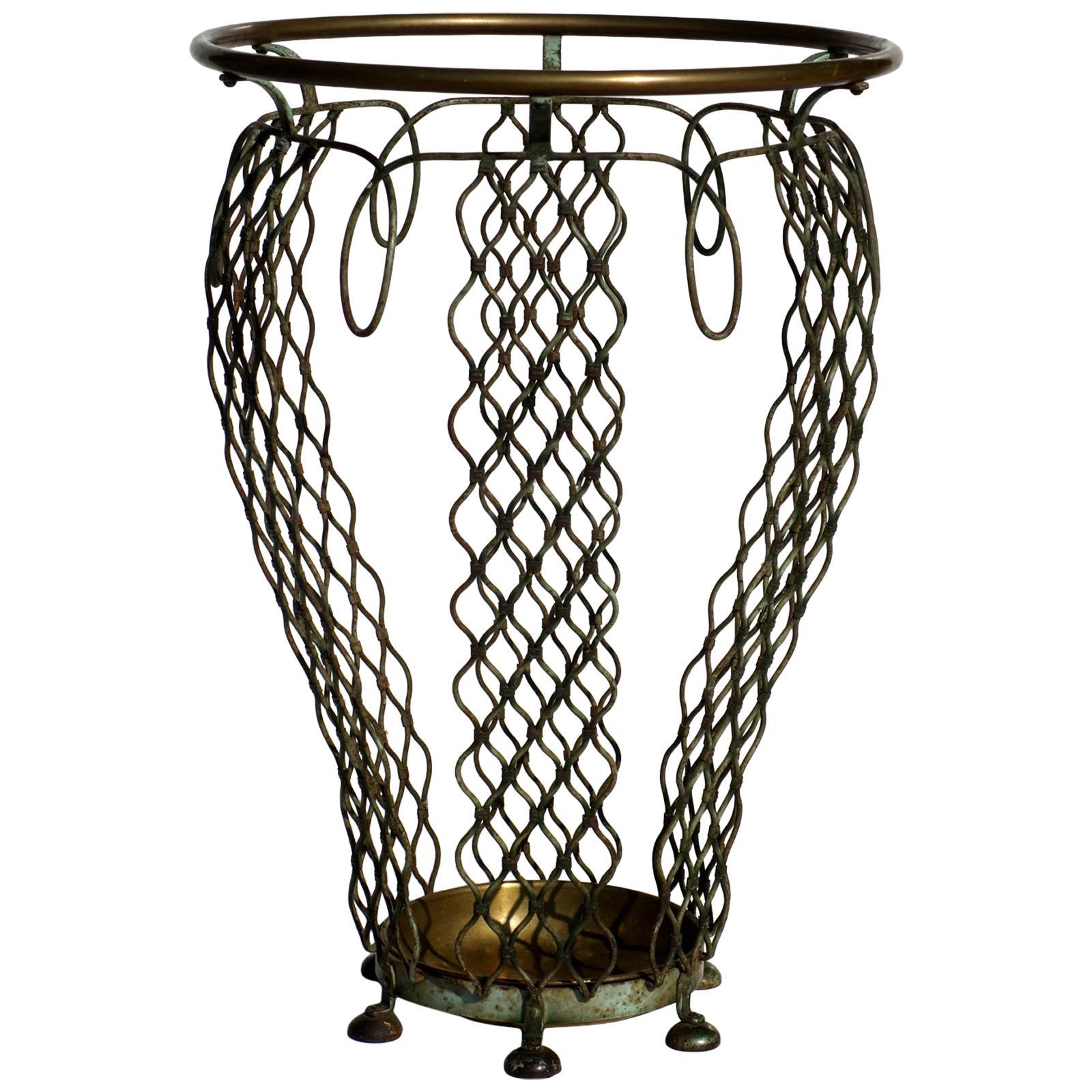 1950s Italian Design Midcentury Umbrella Stand