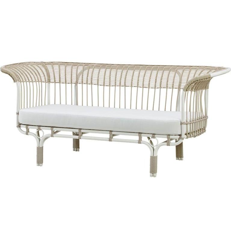 Danish 1950s Italian Design Outdoor Sofa by Franco Albini For Sale