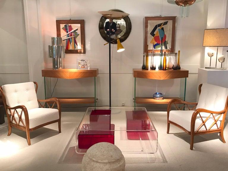 1950s Italian Floor Lamp For Sale 14