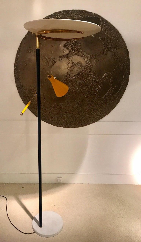 Mid-20th Century 1950s Italian Floor Lamp For Sale