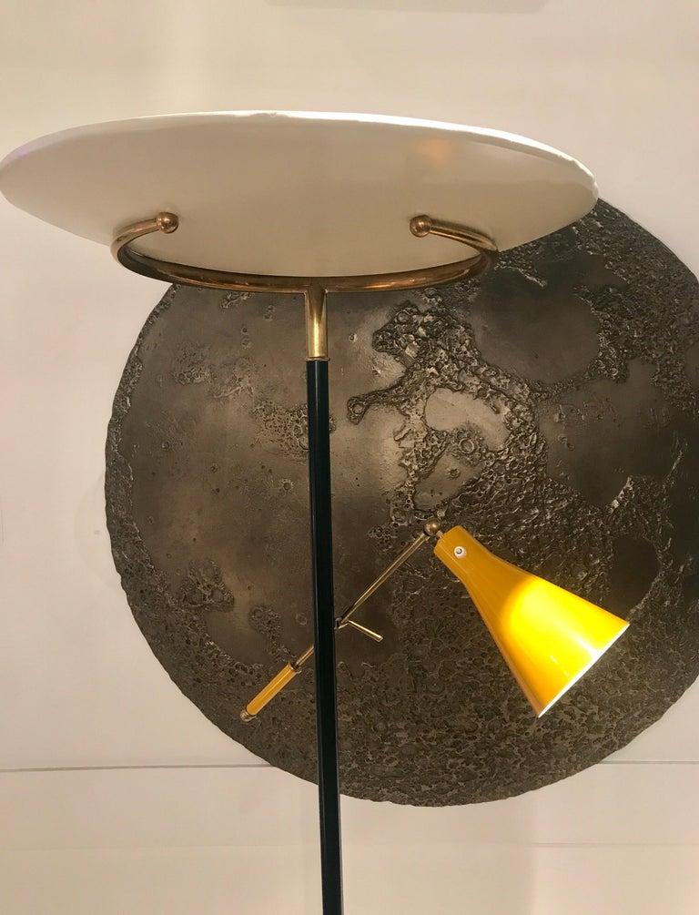1950s Italian Floor Lamp For Sale 1